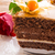 torta · rose · amore · luce · foglia · cioccolato - foto d'archivio © Dar1930