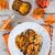maya · krep · gıda · parti · elma · arka · plan - stok fotoğraf © dar1930