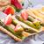 camarão · alho-porro · segurelha · torta · queijo · vermelho - foto stock © dar1930