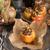 apple with nut caramel filling stock photo © dar1930