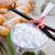 buñuelo · salud · chocolate · desayuno · anillo · blanco - foto stock © Dar1930
