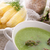 green asparagus soup stock photo © dar1930