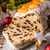 christmas stollen with orange julienne stock photo © dar1930