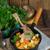 kaz · çorba · mutfak · yeşil · plaka - stok fotoğraf © Dar1930