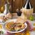 güneş · şemsiyesi · mantar · restoran · plaka · sebze - stok fotoğraf © dar1930