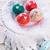 marcipán · golyók · étel · fehér · desszert - stock fotó © dar1930
