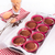 tiramisu · vidro · fundo · bolo · restaurante · queijo - foto stock © Dar1930