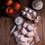 fruity apple cinnamon mostbiscuits stock photo © Dar1930
