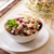 fiatal · saláta · cékla · hagymák · savanyúság · étel - stock fotó © dar1930