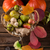Mais · Apfel · legen · Ohren · Bereich · grünen - stock foto © dar1930
