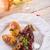 lever · bakken · aardappel · restaurant · kip - stockfoto © Dar1930
