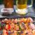 heerlijk · barbecue · grillen · voedsel · brand · diner - stockfoto © dar1930