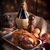 carne · de · porco · páscoa · comida · festa · restaurante · prato - foto stock © dar1930