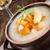 frescos · espárragos · sopa · cebollino · cena · color - foto stock © dar1930