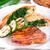 ızgara · kabak · hazırlık · gıda · restoran - stok fotoğraf © dar1930