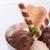льда · продовольствие · фрукты · лет · мяча - Сток-фото © dar1930