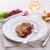 máj · mártás · tyúk · vacsora · forró · sárgarépa - stock fotó © dar1930