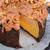sütőtök · sajttorta · pite · szelet · házi · készítésű · tejszínhab - stock fotó © dar1930