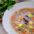 krupnik polish pearl barley soup stock photo © dar1930