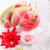 fagyott · görögdinnye · csészék · frissítő · házi · készítésű · étel - stock fotó © dar1930