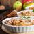 apple walnut streusel cake stock photo © dar1930