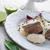 carne · barbabietole · rafano · salsa · ristorante · carne - foto d'archivio © Dar1930
