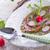 nyár · hideg · leves · retek · uborka · fa · asztal - stock fotó © dar1930