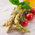 pesce · verde · asparagi · insalata - foto d'archivio © dar1930