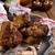 焼き · キノコ · ソース · 食品 · プレート · バーベキュー - ストックフォト © dar1930
