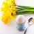 エッグカップ · 卵 · 朝食 · 食べる · スプーン · 黄色 - ストックフォト © Dar1930
