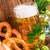 üveg · sör · búza · fa · fából · készült · bár - stock fotó © dar1930