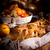 maya · kek · turuncu · kış · ekmek · peynir - stok fotoğraf © dar1930