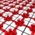 3D · czerwony · dar · szkatułce · obecnej · wstążka - zdjęcia stock © dariusl
