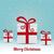 hediye · kutusu · kış · neşeli · Noel · arka · plan · kutu - stok fotoğraf © dariusl