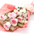 aumentó · ramo · blanco · flores · naturaleza · hoja - foto stock © darkkong