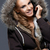 портрет · молодые · модель · белый · куртка - Сток-фото © dash