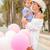buli · pillanat · fotó · csinos · lány · koktél - stock fotó © dash