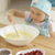 bulaşık · pişirme · malzemeler · üst · görmek · ışık - stok fotoğraf © dash