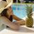 ananas · zwembad · ruw · geheel · Geel · bloemen - stockfoto © dash