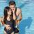 pár · együtt · úszómedence · nő · víz · család - stock fotó © dash