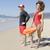dos · naranja · agua · alimentos · mar - foto stock © dash