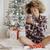 Weihnachten · dekoriert · Kamin · Baum · Zimmer · Loft - stock foto © dash