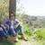 Pareja · toma · joven · tienda · taza - foto stock © dash