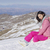 panorama · kar · dağlar · Kayak · başvurmak - stok fotoğraf © dash