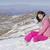panorama · neige · montagnes · ski · Resort - photo stock © dash