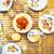 diner · variëteit · Italiaans · gerechten · limonade · tuin - stockfoto © dashapetrenko