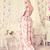 hermosa · niña · blanco · vintage · vestido · pelo · rizado · posando - foto stock © dashapetrenko