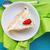 delicioso · bolo · de · cenoura · páscoa · papel · comida - foto stock © dashapetrenko