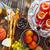 limonada · fresco · frutas · caseiro · gelo · água - foto stock © dashapetrenko