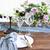 ramo · rosa · flores · jarrón · vintage · decoración - foto stock © dashapetrenko